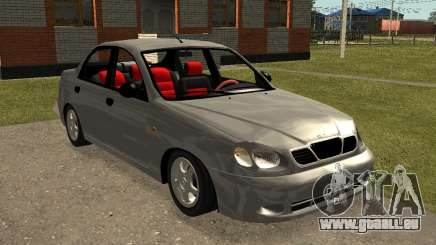 Daewoo Lanos (Sens) 2004 v2.0 by Greedy für GTA San Andreas