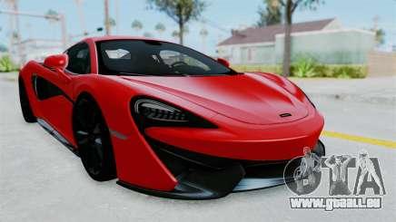 McLaren 570S 2016 pour GTA San Andreas