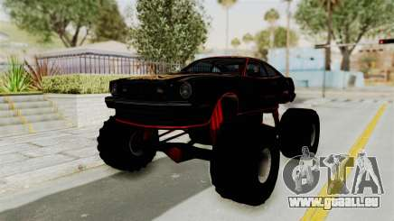 Ford Mustang King Cobra 1978 Monster Truck für GTA San Andreas