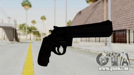 Colt .357 Black für GTA San Andreas