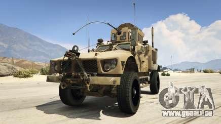 Oshkosh M-ATV 0.01 pour GTA 5