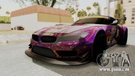 BMW Z4 GT3 Tobisawa Misaki für GTA San Andreas