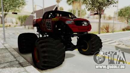 Pastrana 199 Monster Truck pour GTA San Andreas