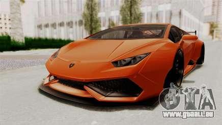 Lamborghini Huracan Libertywalk Kato Design pour GTA San Andreas