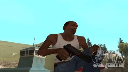 Redline weapon pack pour GTA San Andreas