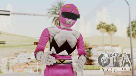 Power Rangers Lost Galaxy - Pink pour GTA San Andreas