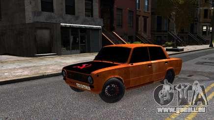 VAZ 2101 Tramp für GTA 4