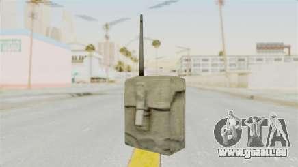 Metal Slug Weapon 4 für GTA San Andreas