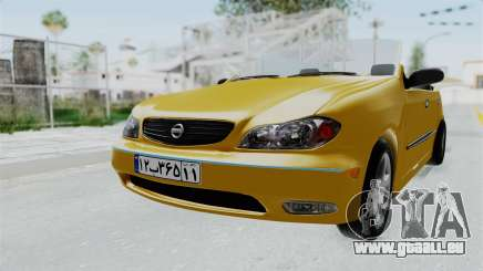 Nissan Maxima Spyder pour GTA San Andreas