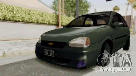 Chevrolet Corsa für GTA San Andreas