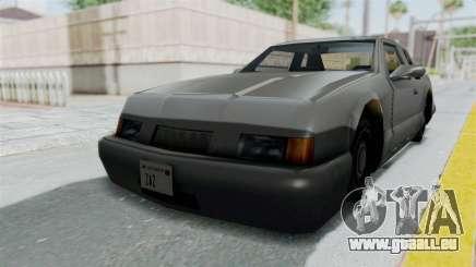 Lumia (Civil Hotring Racer) für GTA San Andreas