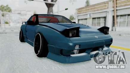 Nissan 180SX BETA für GTA San Andreas
