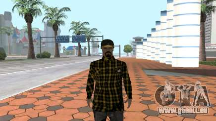 Los Santos Vagos Gang Member pour GTA San Andreas