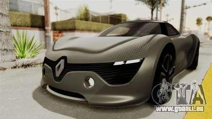 Renault Dezir Concept für GTA San Andreas