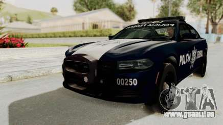 Dodge Charger RT 2016 Federal Police für GTA San Andreas