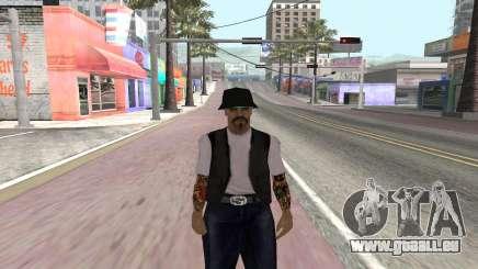 San Fierro Rifa Member pour GTA San Andreas