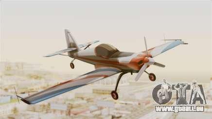 Zlin Z-50 LS v4 pour GTA San Andreas