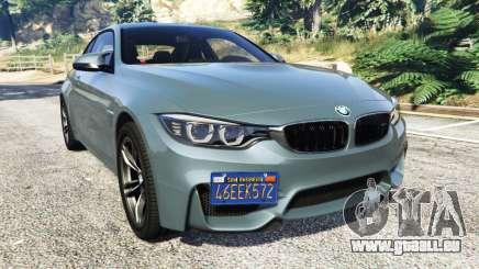 BMW M4 GTS pour GTA 5