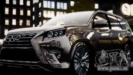 Lexsus GX460 pour GTA 4