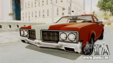 Beta VC Sabre Turbo pour GTA San Andreas
