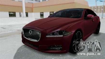 Jaguar XJ 2010 pour GTA San Andreas