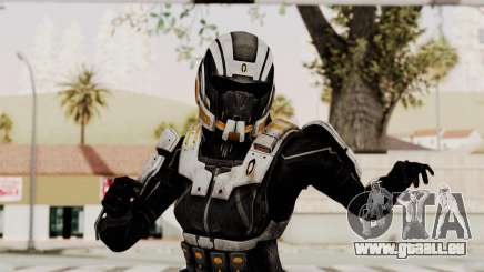 Mass Effect 3 Ajax Female Armor pour GTA San Andreas