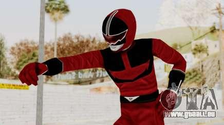 Power Rangers Time Force - Quantium für GTA San Andreas