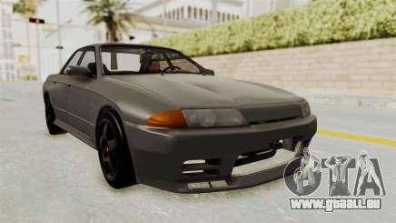 Nissan Skyline R32 4 Door für GTA San Andreas