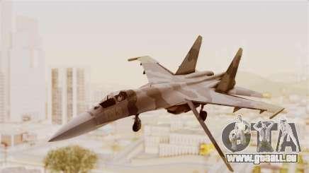 SU-27 Hydra pour GTA San Andreas