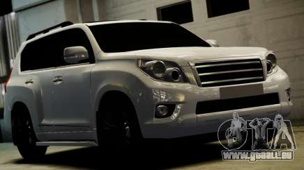Toyota Land Crusier Prado 150 pour GTA 4