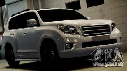 Toyota Land Crusier Prado 150 pour GTA 4