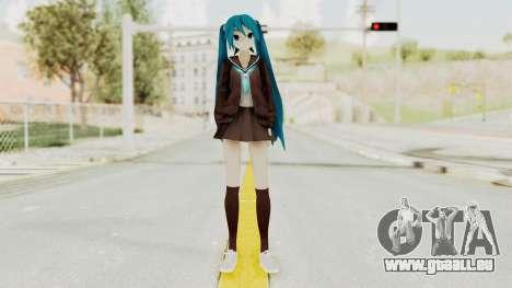 Project Diva F2nd - Hatsune Miku (Rolling Girl) für GTA San Andreas zweiten Screenshot