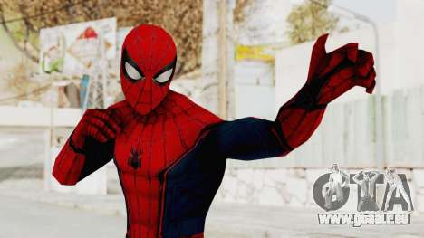 Marvel Future Fight - Spider-Man (Civil War) für GTA San Andreas
