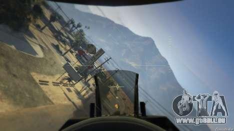 GTA 5 F-16C Block 52 achten Screenshot