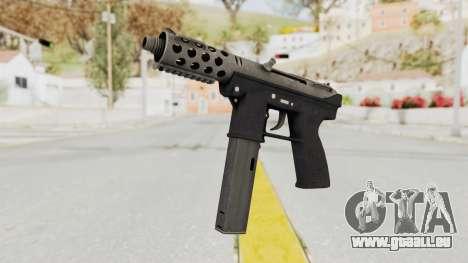 Tec-9 HD für GTA San Andreas
