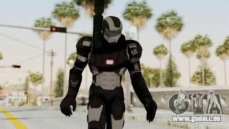 Marvel Heroes - War Machine (AOU) für GTA San Andreas