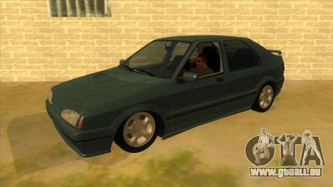 Renault 19 Coupe pour GTA San Andreas