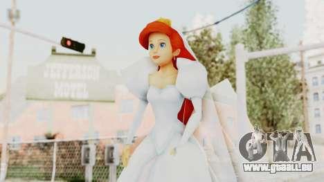 Ariel New Outfit v2 pour GTA San Andreas troisième écran