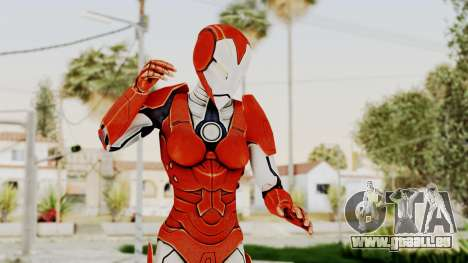 Marvel Heroes - Rescue für GTA San Andreas