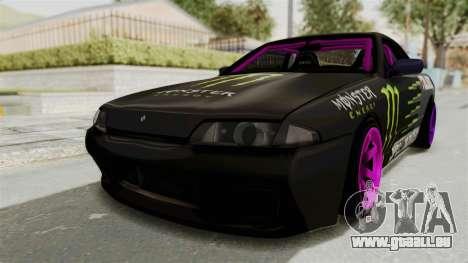 Nissan Skyline R32 Drift Monster Energy Falken pour GTA San Andreas