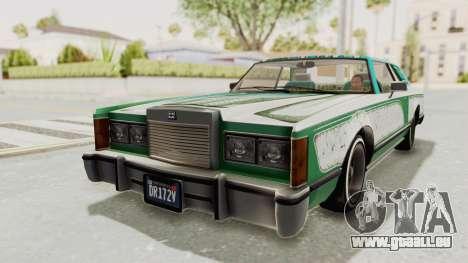 GTA 5 Dundreary Virgo Classic Custom v1 pour GTA San Andreas roue