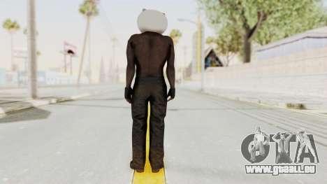 Tippy pour GTA San Andreas troisième écran