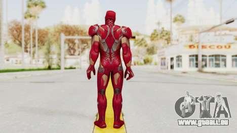 Marvel Future Fight - Iron Man (Civil War) pour GTA San Andreas troisième écran