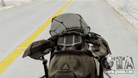 CoD Advanced Warfare - Hover Bike pour GTA San Andreas vue arrière
