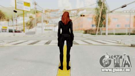 Captain America Civil War - Black Widow für GTA San Andreas dritten Screenshot