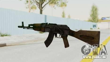 AK-47 für GTA San Andreas zweiten Screenshot