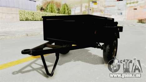 GAZ-704 Remorque pour GTA San Andreas