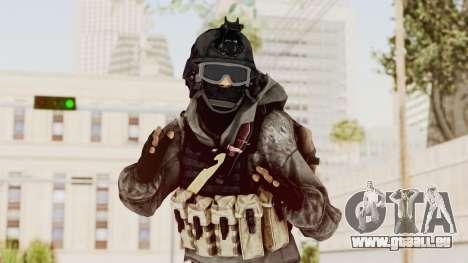 Battlefiled 3 Russian Medic für GTA San Andreas