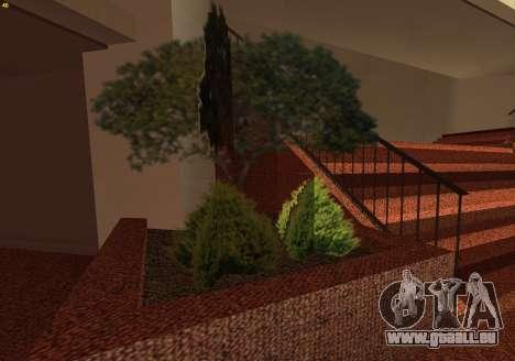 New Interior Radiocenter pour GTA San Andreas sixième écran