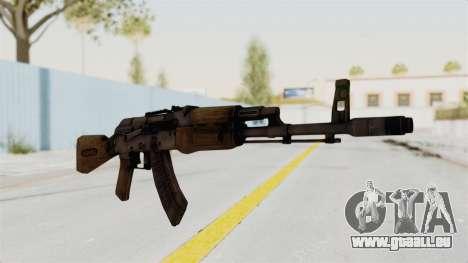 AK-47 pour GTA San Andreas